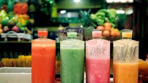 Kiev Yoga Juice and food bar